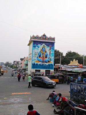 Amaravathi Temple Guntur-Andhra Pradesh