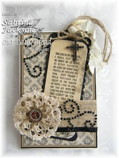 Stamps - Our Daily Bread Designs ODBD Custom Bookmarks Die, Bookmarks - Prayers