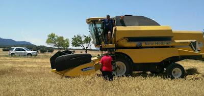 La Generalitat pide extremar la precaución en el uso de maquinaria agrícola ante el riesgo de incendios