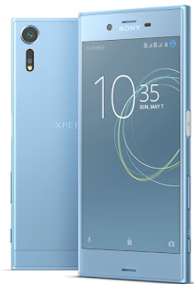 Source: Sony Mobile. The Xperia XZs.