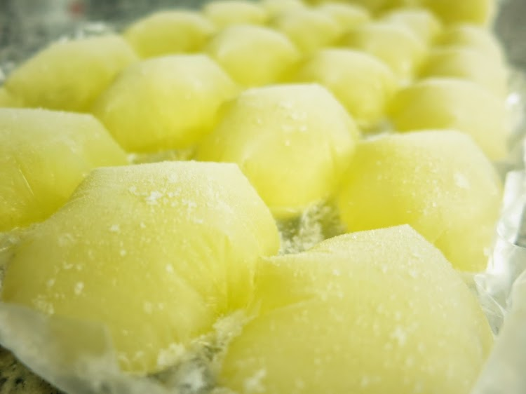 Como congelar claras de ovo
