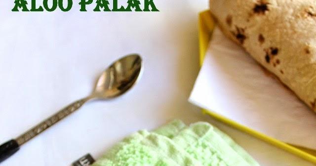Aloo Palak Gravy Recipe Hebbars Kitchen