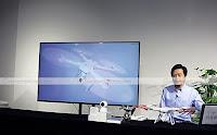 Xiaomi Mi Drone Showing in the Press CEO