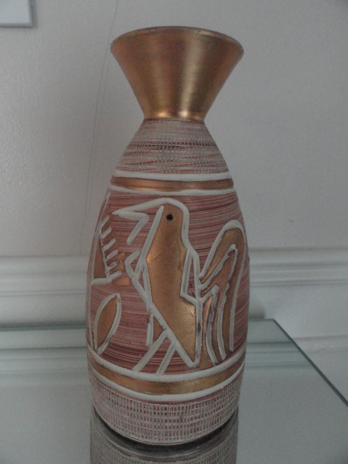 Mid Century Italian Pottery