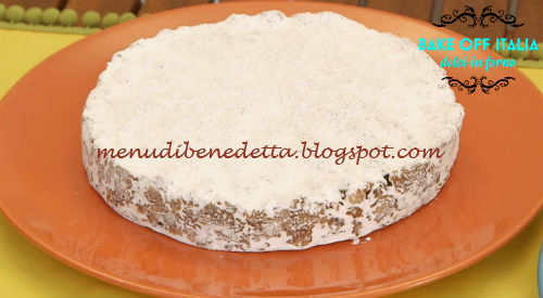 Panforte toscano ricetta Carrara da Bake Off Italia 5