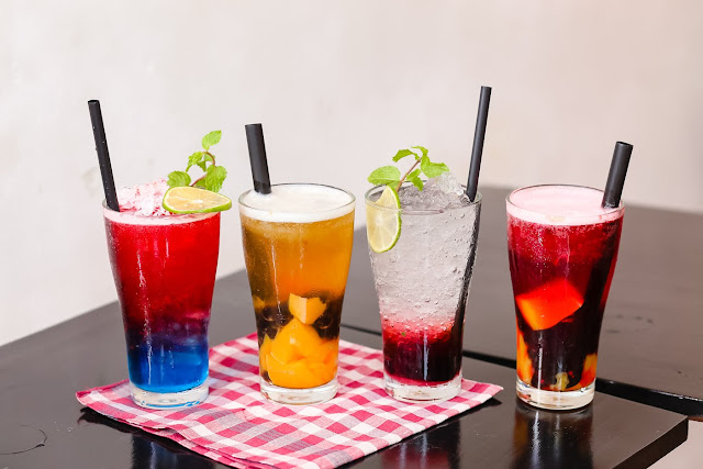 Vietnamese street drinks