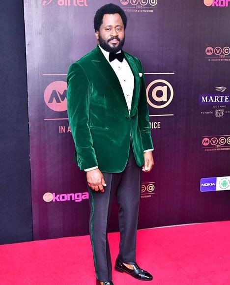Image result for Men at AMVCA 2018
