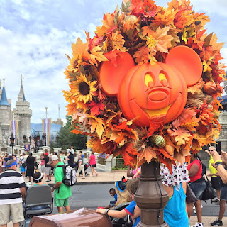 Halloween at Walt Disney World Mickey's Not-So-Scary Party