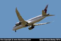 Boeing 787 / A7-BCZ