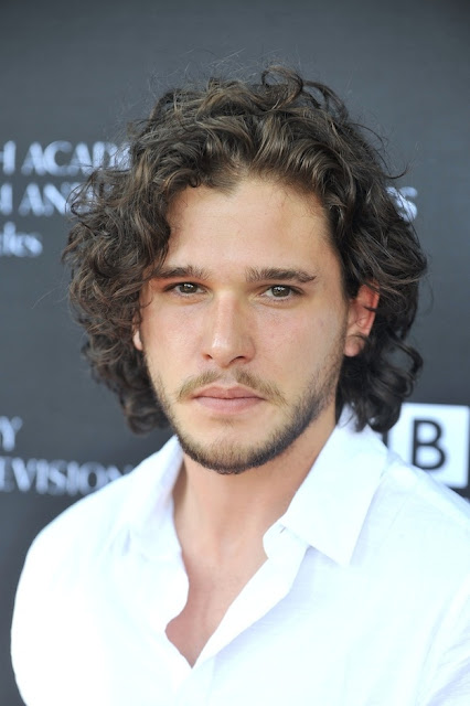 Kit Harington, o Jon Snow da série Game of Thrones (foto: Getty / Via fuckyeahkitharington.tumblr.com)