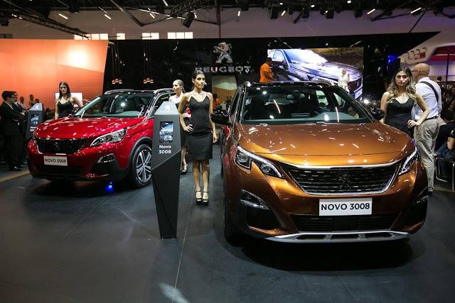 Novo Peugeot 3008 2017