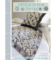 Lynette Anderson Stitch it for Spring Prerelease