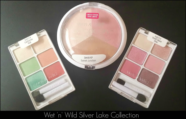 Wet 'n' Wild Limited Edition Silver Lake Collection