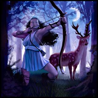 Αποτέλεσμα εικόνας για αρτεμις θεα του ολυμπου