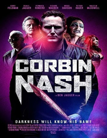 Corbin Nash (2018) English 720p WEB-DL