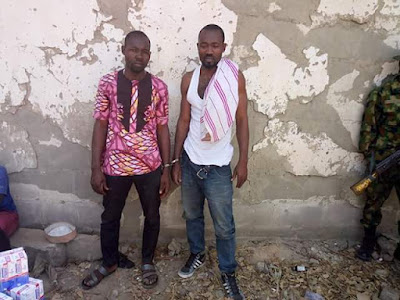 Photos: Six suspected drug peddlers arrested over codeine-laden truck intercepted in Katsina