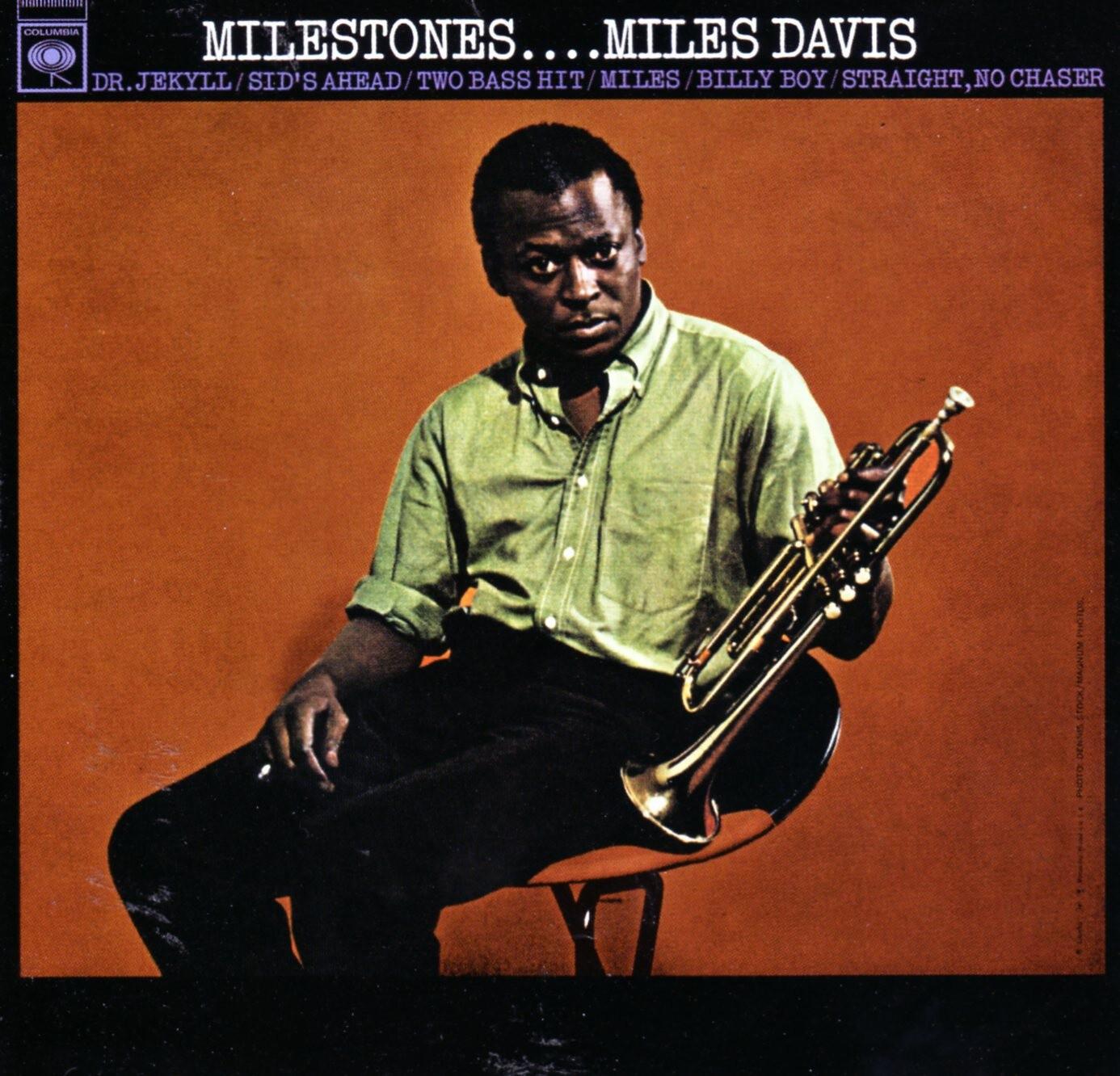 jazz GRITA!: Miles Davis - Milestones (1958)