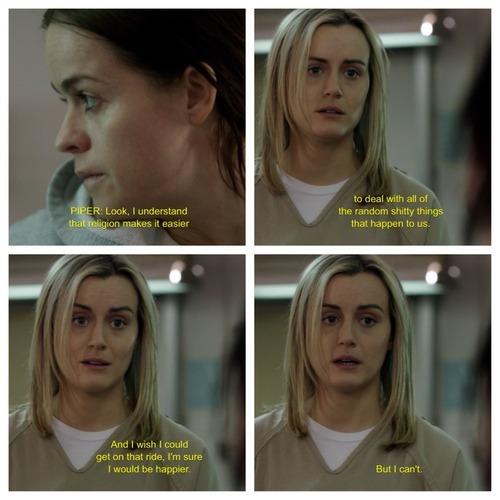 Orange Is the New Black Quotes