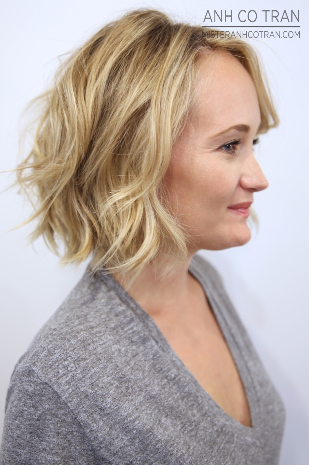 SHORT HAIR SATURDAY (FROM ALL ANGLES)