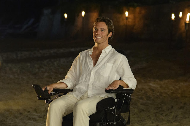 Sam Claflin plays man dying to live to the fullest in 'Me Before You'