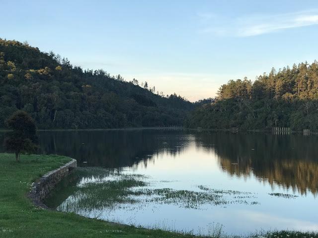 Lago mais alto do Brasil - Lago do Itapeva, atração em Campos do Jordão
