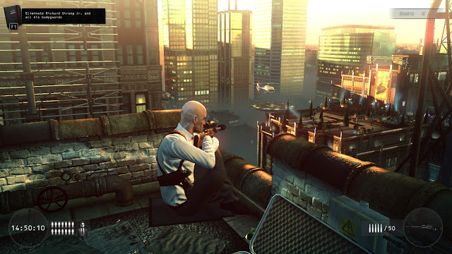Hitman Sniper Challenge Download into PC