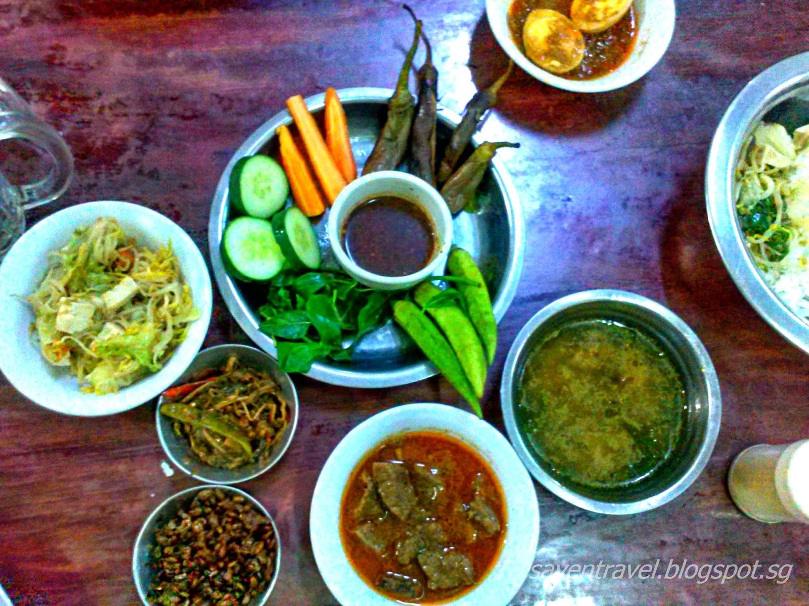 Hotel Yangon Seafood Restaurant