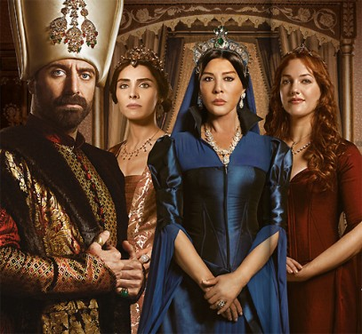 Hareem Al Sultan, The Reality & The Drama – Dima Al Sharif