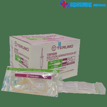 selang infusion set terumo