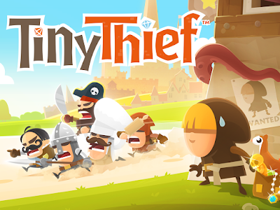 Download Game Android Gratis Tiny Thief apk + obb