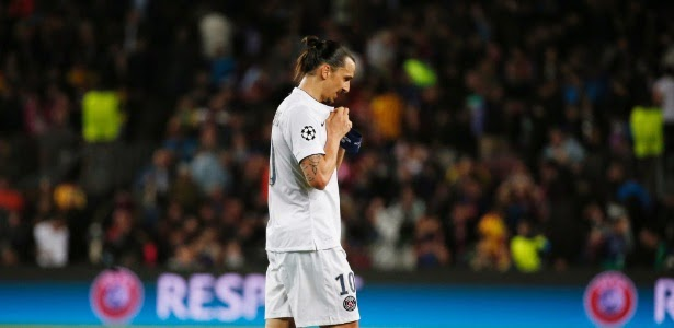 PSG studies release Ibrahimovic after criticism of France
