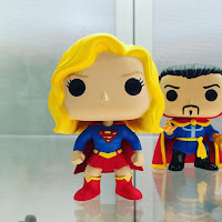 Toy Fair Supergirl Pop!