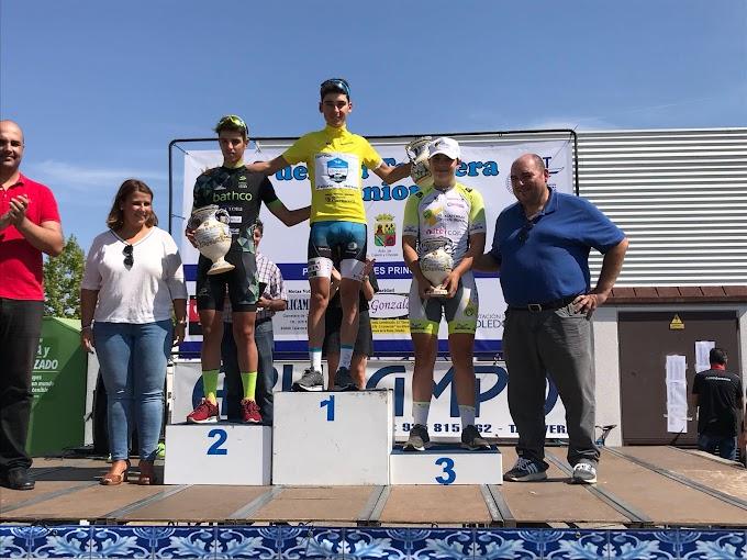 Álex Martín, ganador final de la Vuelta a Talavera