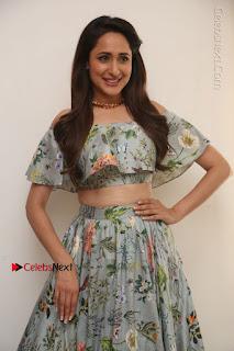Actress Pragya Jaiswal Stills in Floral Dress at turodu Interview  0110.JPG