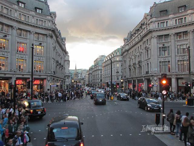 Ideas Londres con niños calles