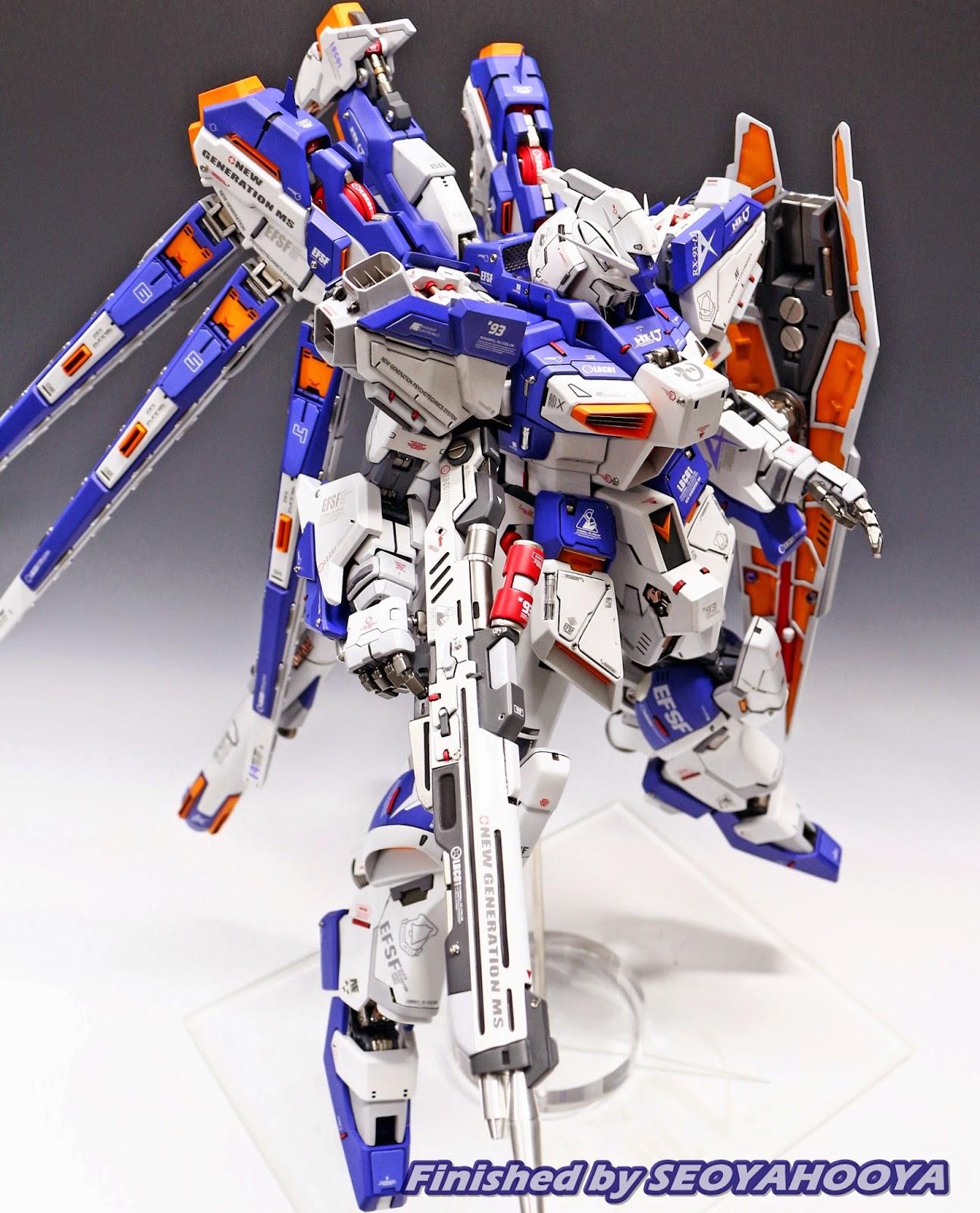 GUNDAM GUY: 1/72 RX-93 Hi-Nu Gundam