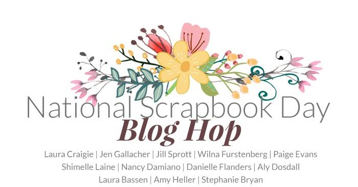 Godmother Quotes For Scrapbooking Quotesgram: Aly Dosdall: Craftsy National Scrapbook Day Blog Hop