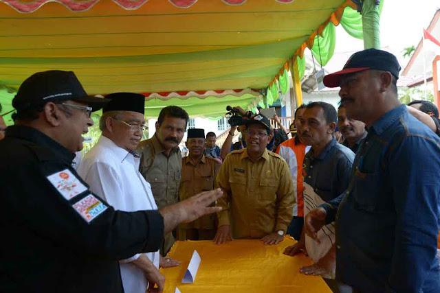 Gubernur Aceh Tinjau Kesiapan Pilkada