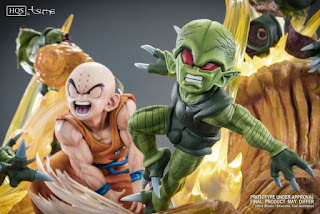 """Abierto pre-order de Kilin Vs Saibamen de """"Dragon Ball Z"""" - Tsume Art"""