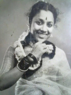 Saikumar  mother Krishna Jyothi