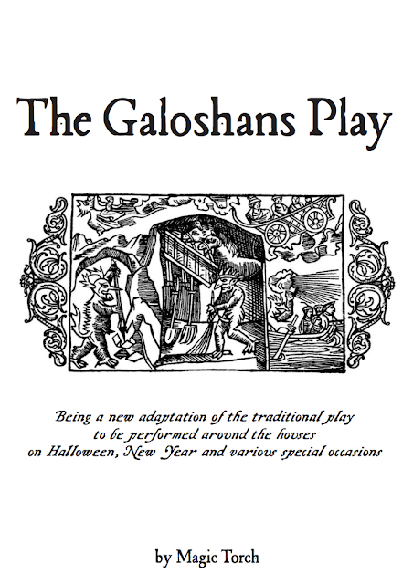 The Galoshans Play