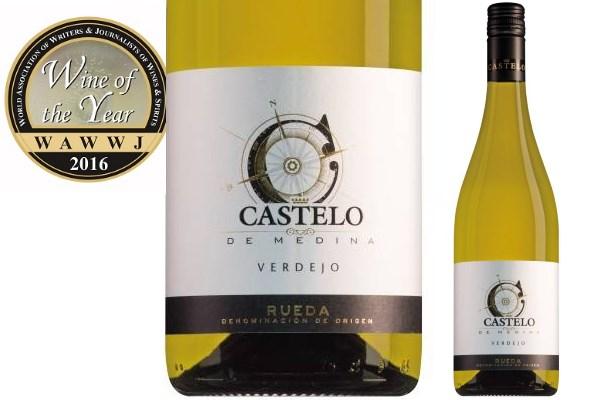 Castelo de Medina Sauvignon Blanc, Mejor Sauvignon Blanc del Mundo de 2016