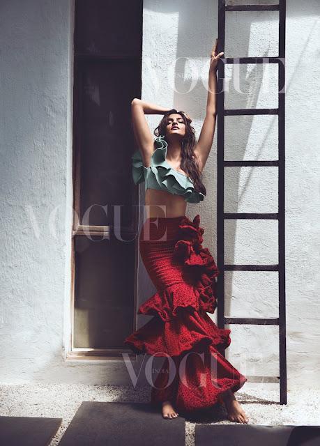 Sonam Kapoor Vogue India Photoshoot