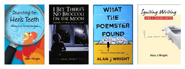 Poetry Pizzazz with Alan J Wright