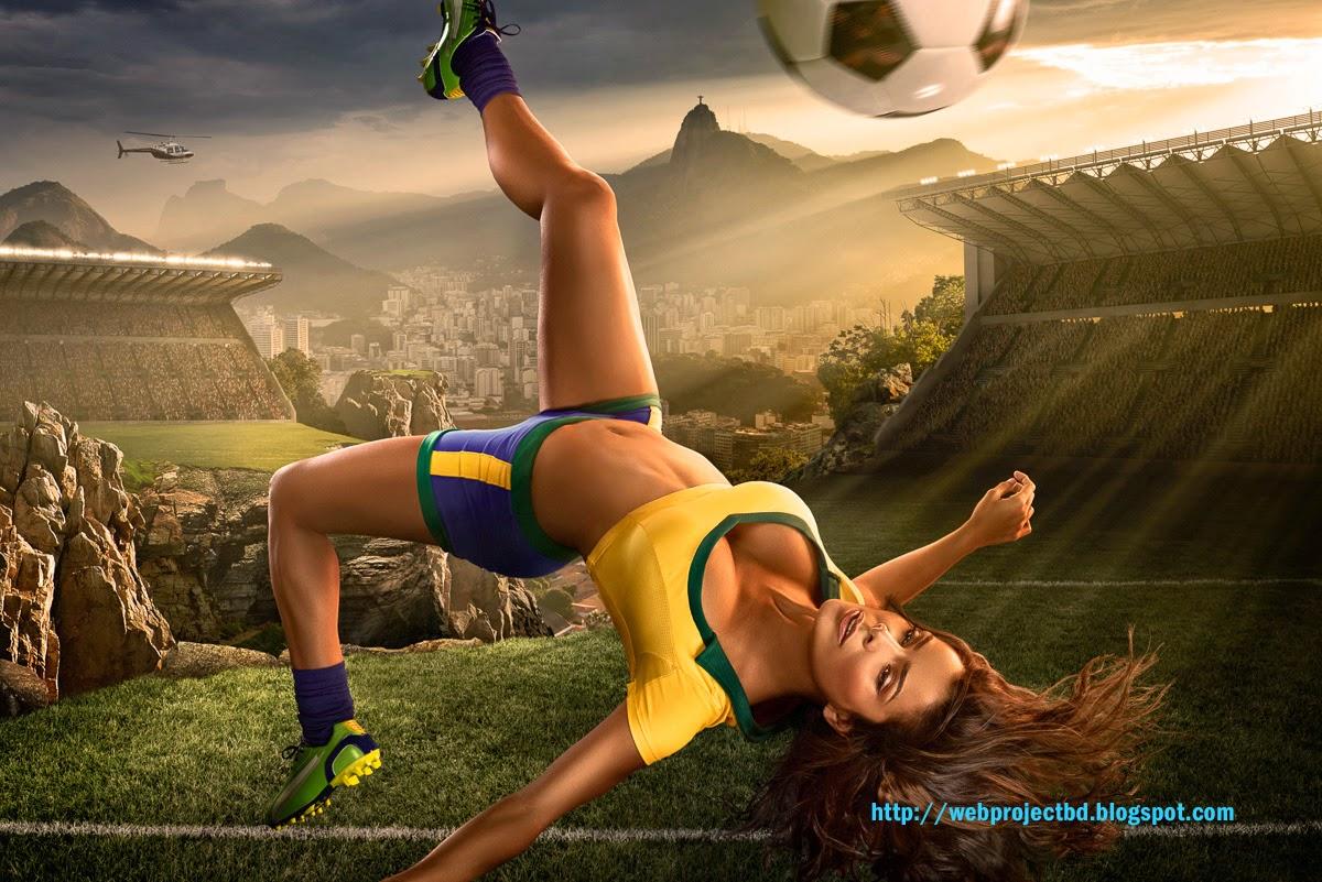 টপ-২০ ফিফা ফুটবল বিশ্বকাপ ২০১৪ HD Wallpaper Collection