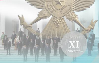 Download RPP PPKN K13 Kelas XI semester 2