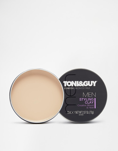 http://www.asos.com/Toni-Guy/Toni-Guy-Men-Styling-Clay-75ml/Prod/pgeproduct.aspx?iid=4727342&cid=16091&sh=0&pge=4&pgesize=36&sort=3&clr=Black&totalstyles=755&gridsize=3&utm_source=Affiliate&utm_medium=LinkShare&utm_content=UKNetwork.1&utm_campaign=QFGLnEolOWg&link=15&promo=273171&source=linkshare&MID=35718&affid=2134&channelref=Affiliate&pubref=QFGLnEolOWg&siteID=QFGLnEolOWg-3BDb9g8CYILeoxtP8wo9MQ
