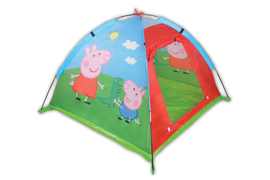 Peppa Pig Igloo Tent for great fun outdoors.  sc 1 st  Momu0027s Venture & Momu0027s Venture