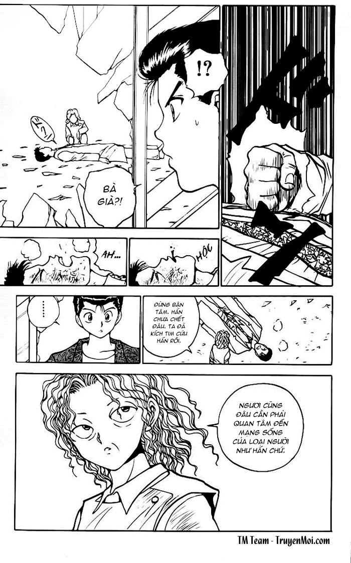 Hành trình của Uduchi chap 123: mình phải giết hắn trang 19