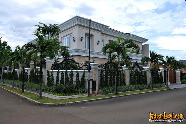 7 Rumah TERMEWAH Selebriti Indonesia, Harganya WOW!